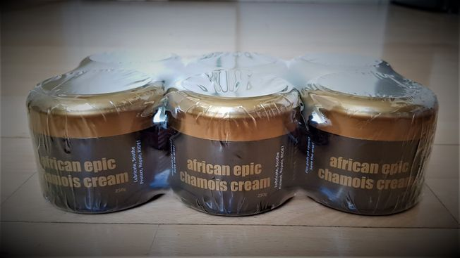 African Epic Chamois Cream (6 pack)