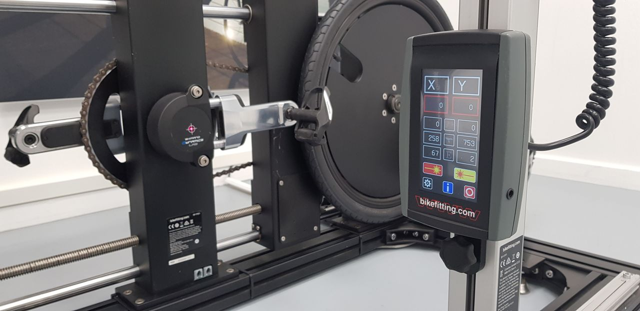 Bike Fit XY Position Analyser